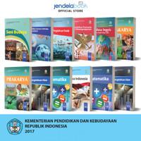 Kls 7 Buku Siswa Tematik BSE SMP MTs Edisi Revisi Terbaru
