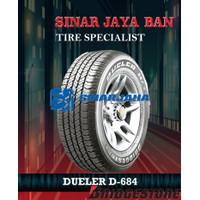 Ban Bridgestone Dueler H/T 684 II ukuran 265/60 R18