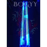 (READY STOCK) Lampu tanning aquazonic t5 actinic blue 100 CM 2 lampu