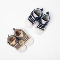 Bebiso Sepatu Bayi Prewalker Sneaker Casual 3 Color