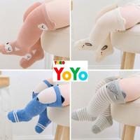 Kaos Kaki Bayi / kaos kaki baby panjang Korea Motif Lucu Halus Nyaman