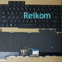 Keyboard Laptop Asus ROG Strix Scar II 2 GL704 GL704g GL704gm GL704gv