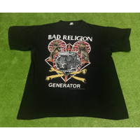 Vintage BAD RELIGION  Generator Tour shirt 1992