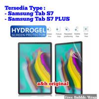 Samsung Tab S7 | S7 Plus - Hydrogel Screen Protector Guard Full