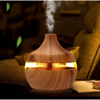 Taffware Ultrasonic Humidifier Aroma Essential Oil Diffuser 300ml