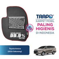Karpet Mobil EVA Premium Toyota Innova (2016-Sekarang) - Fullset Saja