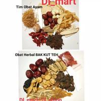 Obat Tim Ayam Obat dan OBAT HERBAL BAK KUT TEH Herbal China / Tim Kue