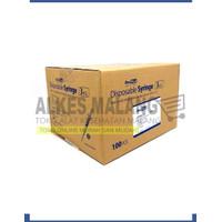 Spuite Syringe Disposable 1 / 3 / 5 / 10 / 20 cc ml Suntik Malang
