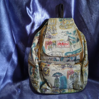 Cath Kidston Ransel Bag