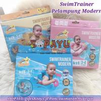 pelampung bayi SWIMTRAINER MODERN Baby Flow High Quality Swim Trainer