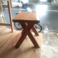 Kiri kayu jati blanda balok