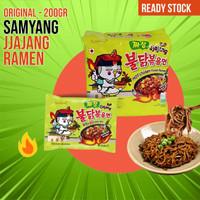 Samyang Jjajang Hot Chicken Ramen Halal