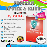 APO01 - Program Apotek & Klinik 4.0 New Version