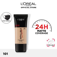 L'OREAL Paris Infallible Pro-Matte 24HR Foundation