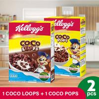 [SPECIAL BUNDLE] Kelloggs Cereals Coco Lovers