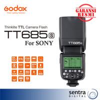 Godox Speedlite TT-685 I-TTL II - Camera Flash Speedlight FOR SONY