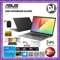 ASUS VIVOBOOK K413EQ i5-1135G7 8GB 512GB SSD MX350 2GB 14FHD WIN10