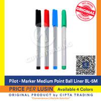 Marker - Pilot - Medium point Ball Liner BL-5M (1 Dozen)
