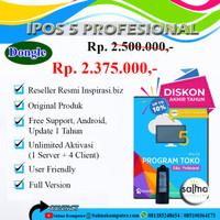 Program Toko iPos 5 Edisi Profesional (Dongle)