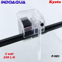Filter Mini Aquarium Hang On Kyoto 501 Filter Gantung Aquascape Mini