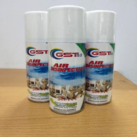 Disinfectan & freshner Spray /Pembersih & anti virus GST52 cabin