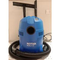 Vacuum cleaner wet & Dry dan blower Buddy Ii Nilfisk Brand Denmark