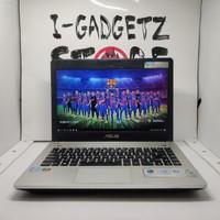 Laptop Gaming Asus N46V Core i5 Nvidia GT 740M 2GB RAM4GB HDD500GB