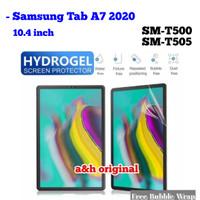 Samsung Tab A7 2020 T500 T505 - Hydrogel Screen Protector Guard Full