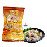 Bakso Malang Instan Meatkuy Frozen Siap Masak 9pcs 250gr Bumbu Kuah