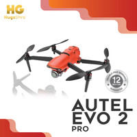 Autel Evo II Pro Drone 6K 20 MP 1 SENSOR 9KM 40 Min - Rugged Bundle
