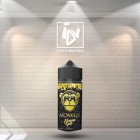 Liquid Vapor Vape - Monkilo Banana Split 3mg 100ml By Monkilo Liquid