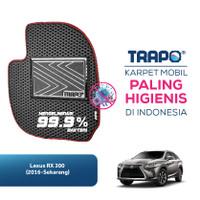 Karpet Mobil Lexus RX 300 (2016-Sekarang) Trapo Indonesia + Bagasi
