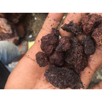 Batu Lava Rock Lava Rough Aquarium Aquascape isi 25 kg GOJEK GRAB