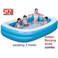 Kolam Renang Anak Jumbo/Kisubo Kolam Renang Plastik/Kolam Karet Besar