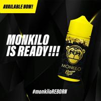 Monkilo Banana Split 100ML by Monkilo 100% Authentic - Liquid
