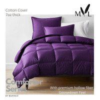 Bed Cover Set Katun Jepang Asli by Marvelo - 90x200