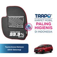 Karpet Mobil Eva Premium Toyota Innova Venturer (2016-Sekarang) Trapo - Fullset Saja