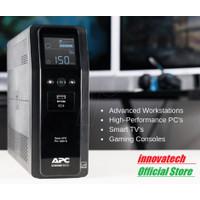 APC BR1200SI PRO UPS 1200VA 720WATT GAMING USB SINEWAVE LCD DISPLAY