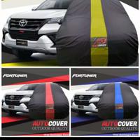Cover sarung mobil Fortuner Pajero Innova Triton Hulux Mazda CX Almaz