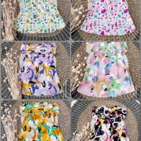 Dres Rayon anak kids/pakaian anak perempuan - S