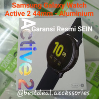 Samsung Galaxy Watch Active 2 44MM Aluminium Smartwatch Garansi Resmi