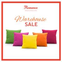 Romance - (WAREHOUSE SALE) Bantal Sofa Warna Romance Grosir