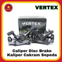 VERTEX MD-206 Kaliper Rem Cakram Sepeda Caliper Disc Brake