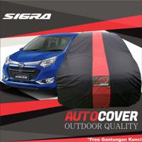 Cover sarung mobil Toyota Daihatsu Sigra Cayla sarung mobil Anti air
