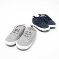Bebiso Sepatu Bayi Prewalker Basic Color for Boys