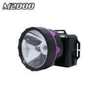 Lampu Senter Kepala M2000 LED Super Strong MR-701HT