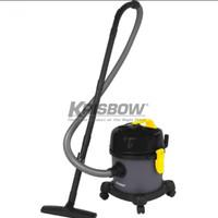 Krisbow Penghisap Debu Basah & Kering 12L Vacuum Cleaner Wet & Dry