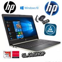 LAPTOP HP 14~CM0113AU AMD A9~9425/4GB,SSD 128GB,AMD R5 14 WIN 10