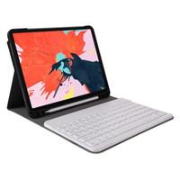 Apple iPad 5 6 Air 1 2 Pro 9.7 Sarung Keyboard Bluetooth Book Case