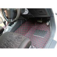 Karpet Luxury Mobil Datsun GO+ 2014-2017 Full Bagasi